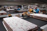 Robot yatırımlar yatak sektörünü büyütüyor