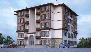 TOKİ'den Uşak Banaz'a yöresel mimaride 137 konut
