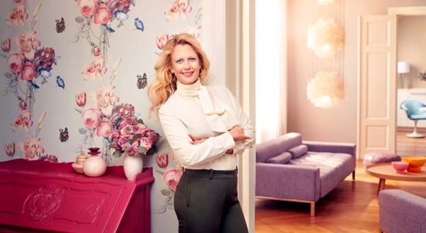 "Barbara Schöneberger imzalı sıra dışı bir koleksiyon: ""Barbara Home Collection"""