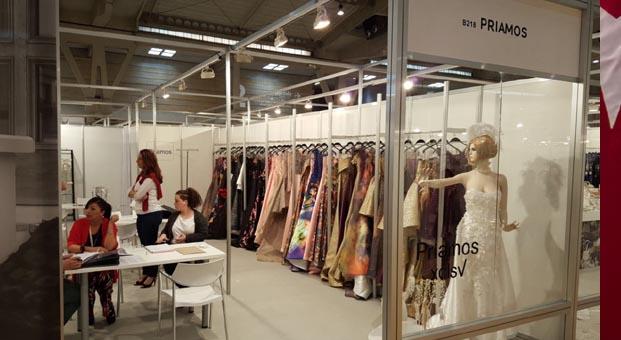 XCLSV kolleksiyonu Barcelona Bridal Fashion Week'te