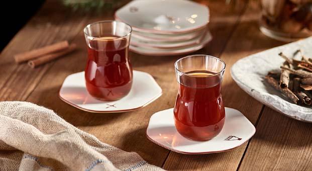 Faruk Malhan'dan ikinci çay bardağı tasarımı Mislina