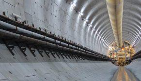 BASF, Avrasya Tüneli'nde de önemli çözüm ortaklarından biri oldu
