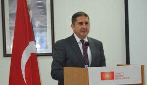 Erdem Çenesiz: Türkiye üretmeli ve ihraç etmeli