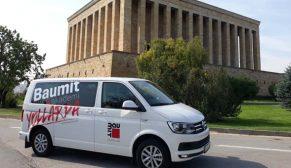 Baumit Akademi çağdaş yapı çözümlerini anlatmak için Türkiye yollarında