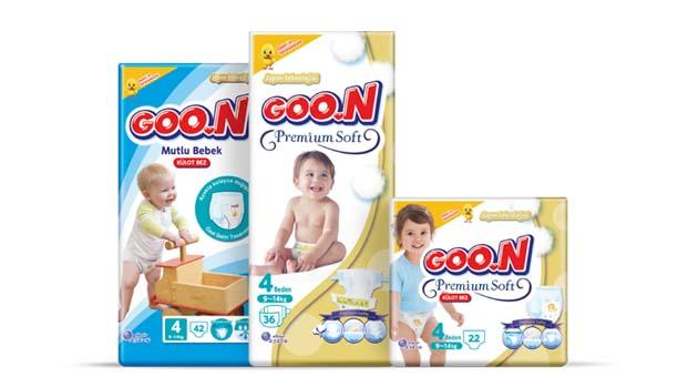 Goo.N'un hedefi büyük: Külot tipi bebek bezinde yüzde 50 pazar payı