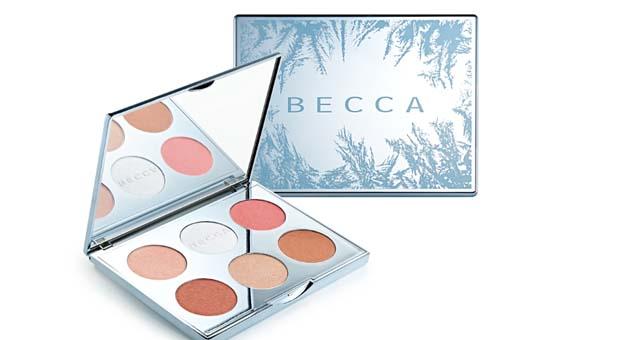 BECCA yeni far paleti ile yılbaşına renk katıyor