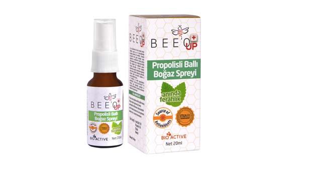 BEE'O UP ile boğazınıza sonbahar koruması geliyor
