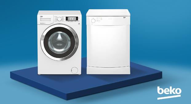 Beko'dan bulaşık makinesi aldıran çamaşır makinesi kampanyası