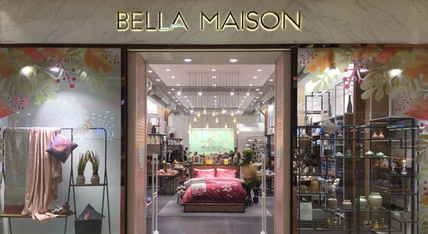 Bella Maison ilk mağazasını Hilltown Avm'de açtı