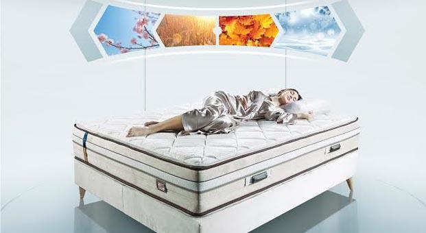 Bellona'dan tek yatakta 4 mevsimlik konfor