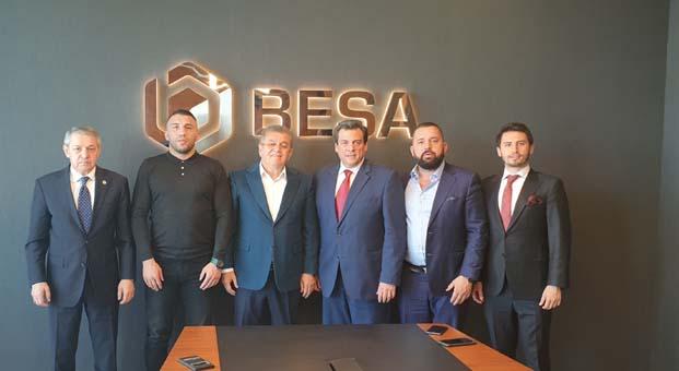 Besa Grup'tan Ankara'daki boks severler için sürpriz projeler geliyor
