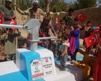 Beşir Derneği üç ülkede daha su kuyusu açtı