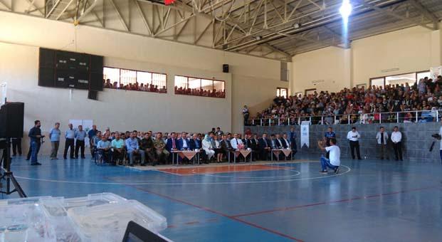 Adıyaman Besni'de 472 konutun kurası çekildi