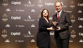 Betek, Türkiye'nin 'En Beğenilen Boya Şirketi' seçildi