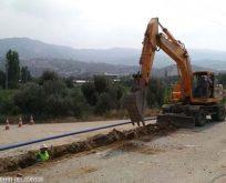 Beydağ Kurudere'ye 3 milyon liralık içme suyu yatırımı