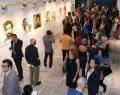 'İstanbul'a Bir Bakış' sergisi Beyoğlu'nda açıldı