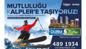 Ankara'dan Alpler'e yolculuk