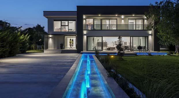 """Elips Tasarım Mimarlık imzalı """"B_House""""a European Property Awards ödülü"""