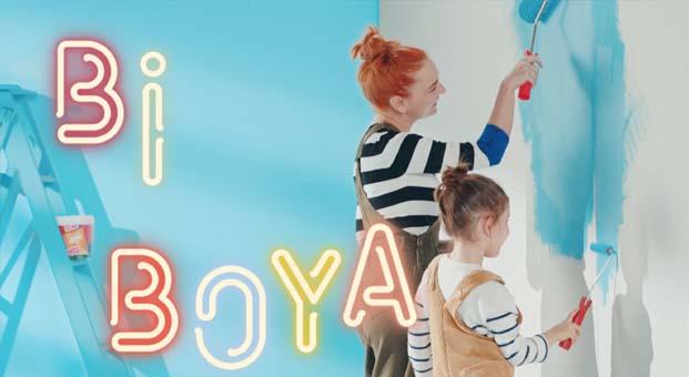 Bi'Boya'nın yeni reklam filmi yayında