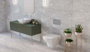Bien Banyo Qua markalı ürünlerle banyolara farklı bir boyut kazandırıyor