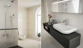 Bien'in Grace armatür serisi banyolarda nostalji havası estiriyor