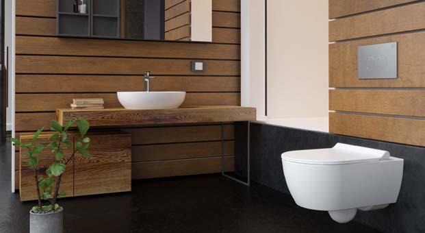 Bien'in Harmony vitrifiye serisi ile banyolar canlanıyor