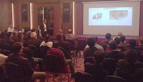 Bien Banyo Grubu'nun ilk semineri Ankara'da yapıldı