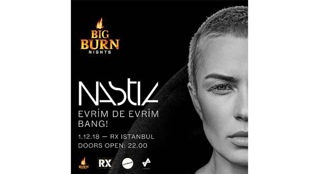 Big Burn İstanbul şehri ateşlemeye devam ediyor