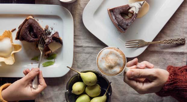 BigChefs'ten kışa çok yakışan bir tatlı: Armutlu Çikolatalı Tart