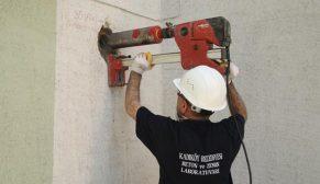 Sağlam bina için sağlam beton