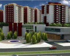 TOKİ Bingöl Adaklı'ya96 konut yapacak