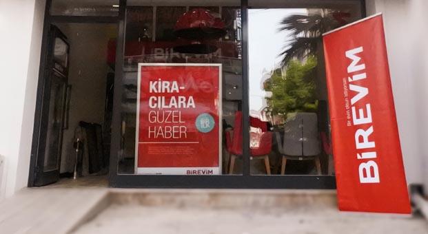 Birevim'den İstanbul'daki 9. şube Gaziosmanpaşa'ya