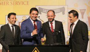 Birevim'e uluslararası alanda 4 ödül birden