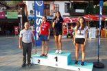 AKUT Spor Kulübü sporcusu Birgül Erken Türkiye 2.si oldu