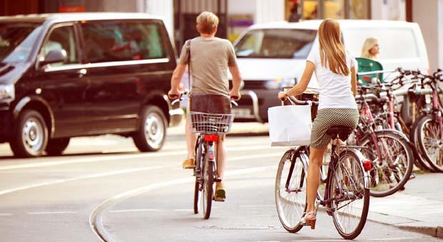 Ulaşımın güvenli ve konforlu hali bisiklet