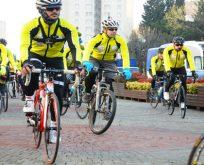 Ulusal ve uluslararası bisikletçilerin İstanbul'daki ilk durak yeri Beylikdüzü oluyor