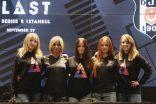 Beşiktaş Esports Kadın CS:GO Takımı BLAST Pro Series İstanbul'a katılıyor