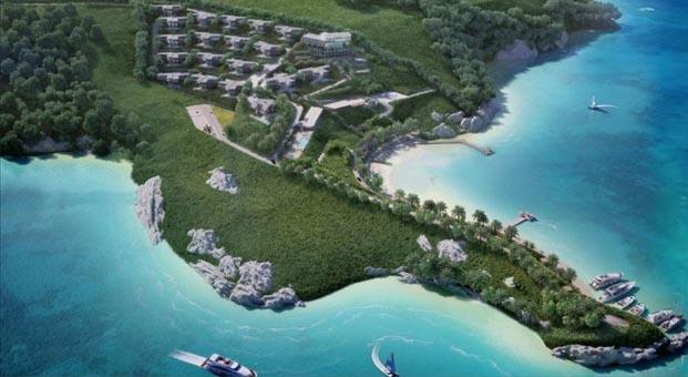 LUX Bodrum Resorts & Residences 19 Mayıs'ta hizmete giriyor