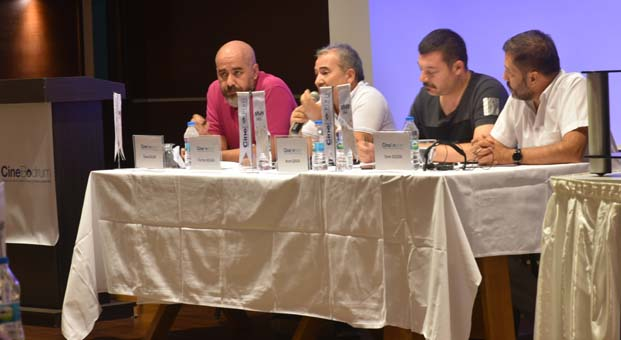 Bodrum'da sinema konuşuldu