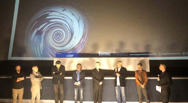 """""""Kaos"""", '6. Boğaziçi Film Festivali'nde yarışıyor"""