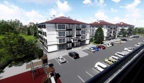 TOKİ'den Bolu Seben'e yöresel mimaride 266 konut