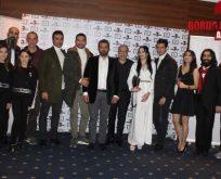 'Bordo Bereliler 2: Afrin' filminin çekimlerine İnegöl'de başlandı
