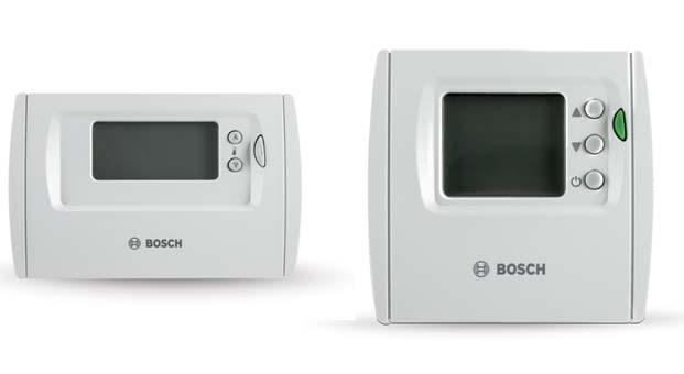 Bosch Termoteknoloji'den yeni nesil kablosuz oda kumandaları