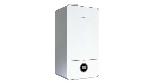 Bosch Condens 7000i W yoğuşmalı kombiyi 30Kw kapasitesiyle sundu