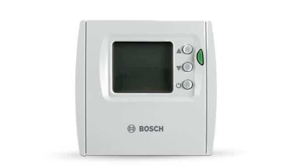 Bosch Termoteknoloji yeni nesil kablosuz oda kumandaları ile tasarrufu artırıyor