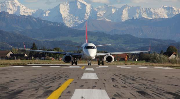 Bosch'tan Bern Havalimanı için güvenilir iletişim