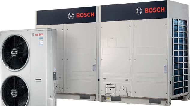 Bosch VRF Ticari Klima Sistemleri Avrupa Birliği okul projelerinde tercih ediliyor