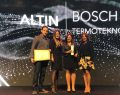 Social Media Awards'tan Bosch Termoteknoloji'ye ödül