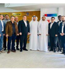 Bosch'un partneri Renergy, Dubai'de Showroom ve Eğitim Merkezi açılışı gerçekleştirdi