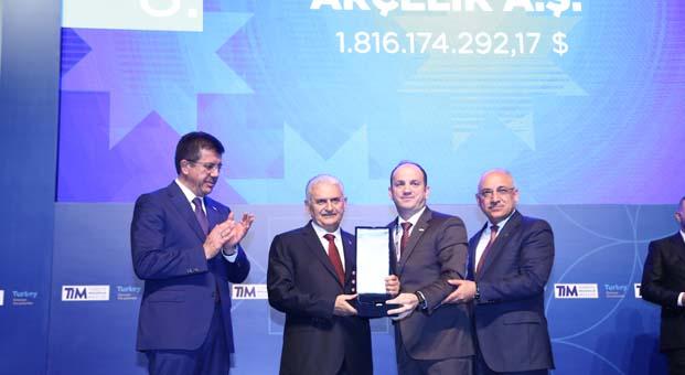 Manisa'dan 41 ülkeye ihracat yapan Bosch Termoteknik'e bir ödül daha